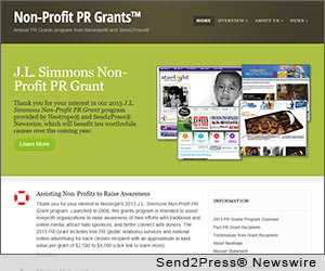 PRGrants Home Page